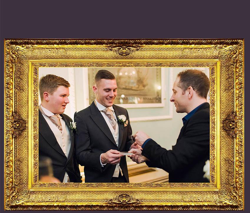 Magic, Wedding, Close up