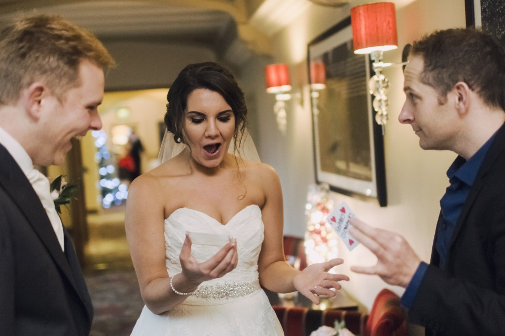 Wedding Magician, Surrey, Magic