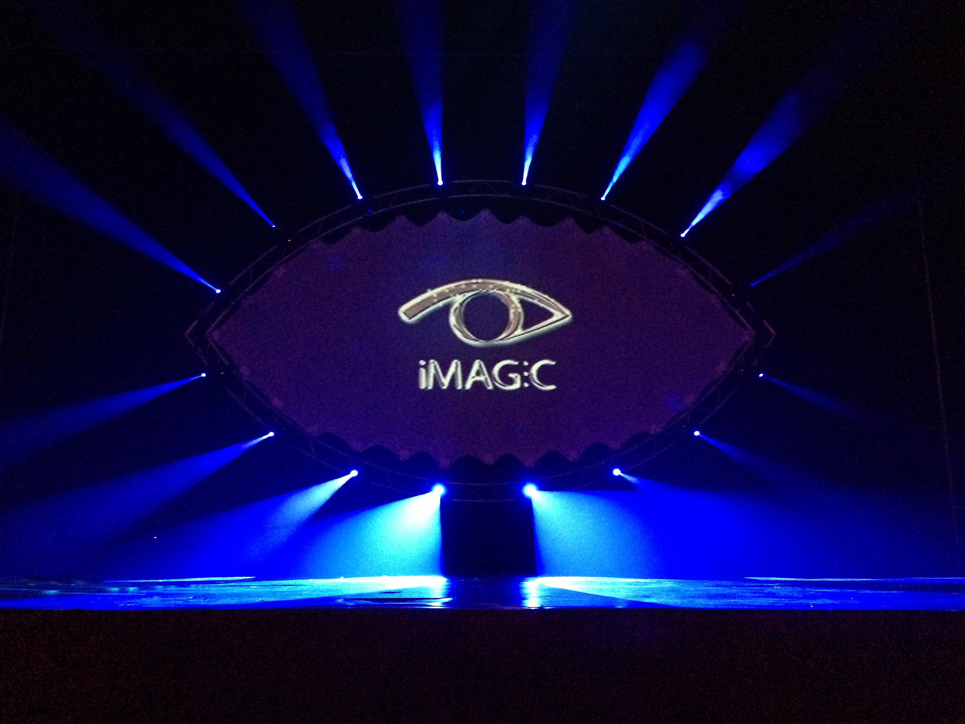 Screen, Imagic, logo